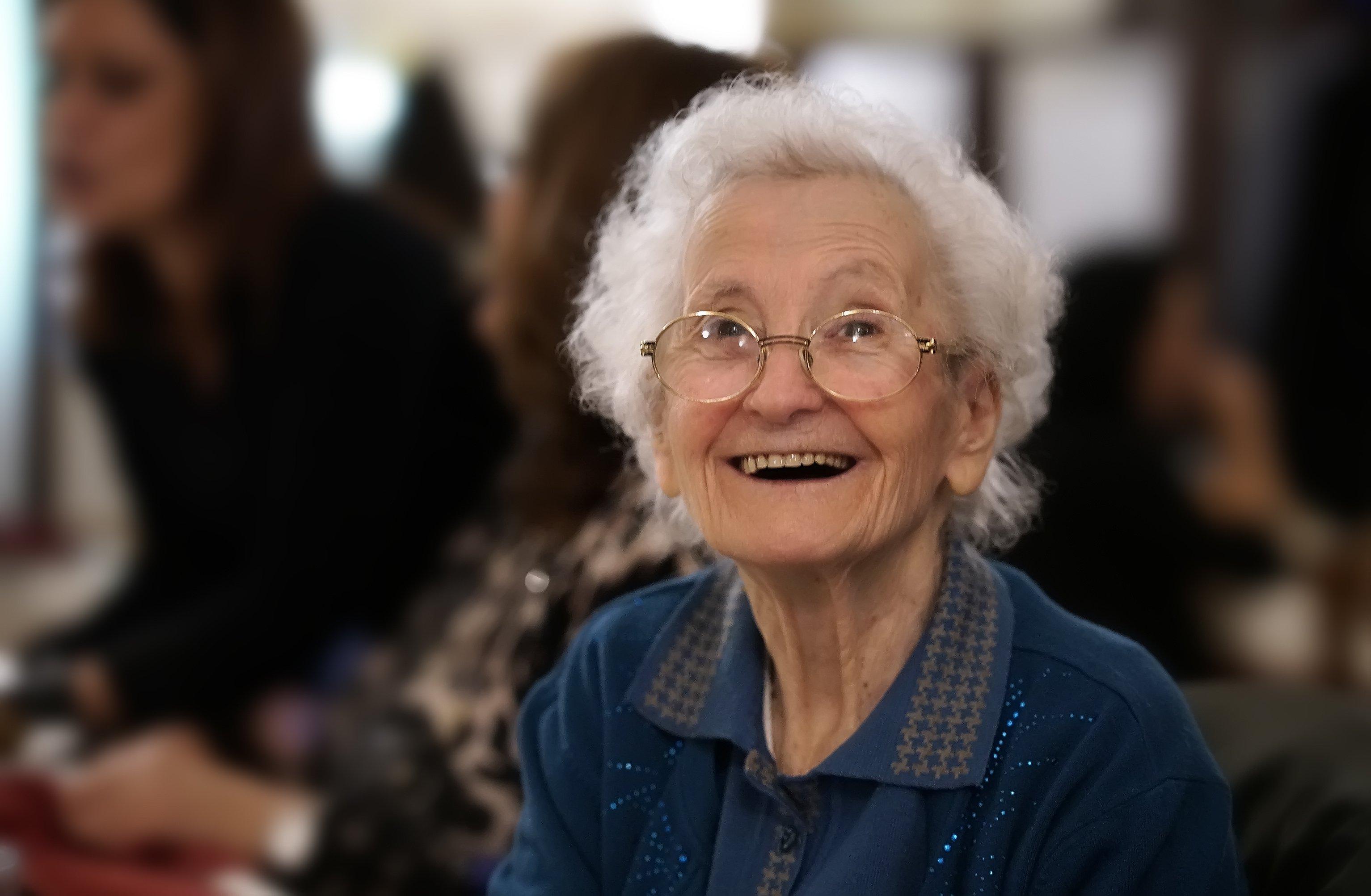 Une femme âgée | Photo : Shutterstock
