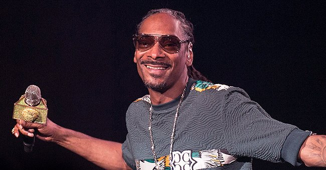 Snoop Dogg's Granddaughter Elleven Gets Playful as She Takes an Adorable Super Close-up Selfie