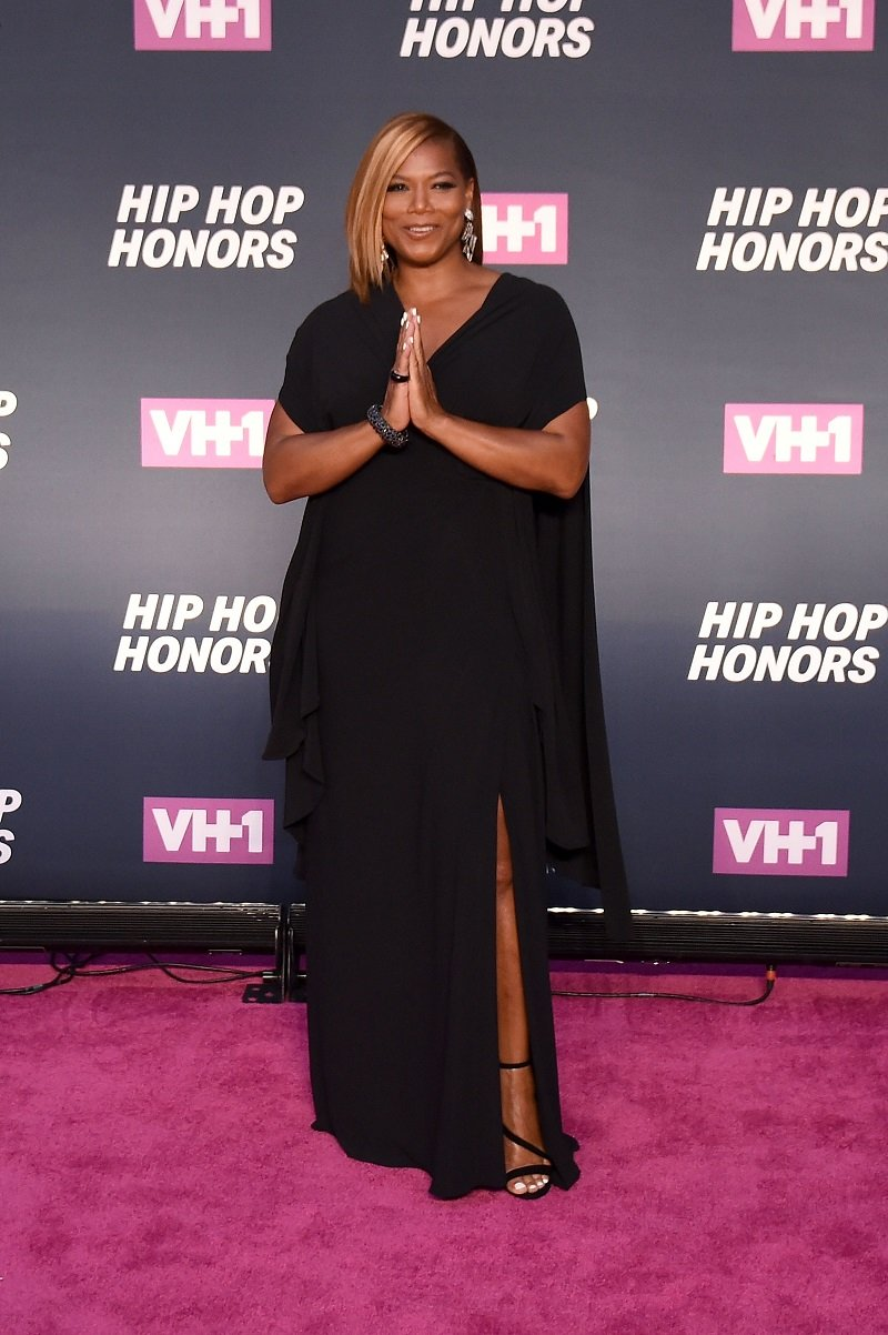 Queen Latifah on July 11, 2016 in New York City | Photo: Getty Images