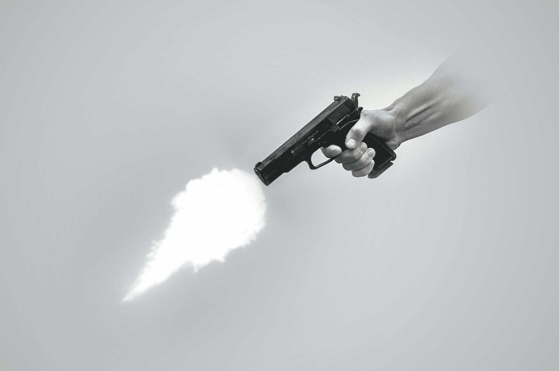 A gunshot muzzle | Source: Pixabay