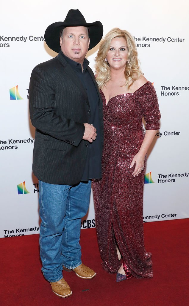 Garth Brooks and Trisha Yearwood attend the 42nd Annual Kennedy Center Honors Kennedy Center | Photo: Getty Images