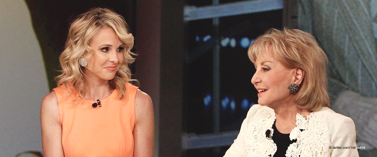'This Woman Is Driving Me Nuts': Elisabeth Hasselbeck Reportedly Had Meltdown over Barbara Walters