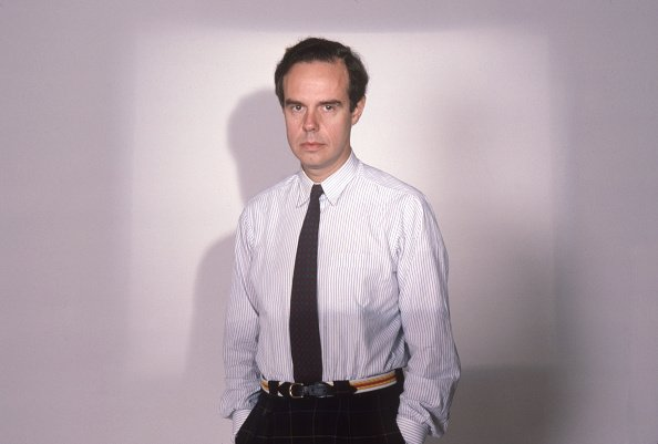 Portrait de Frédéric Mitterrand en 1987, France. |Photo : Getty Images.