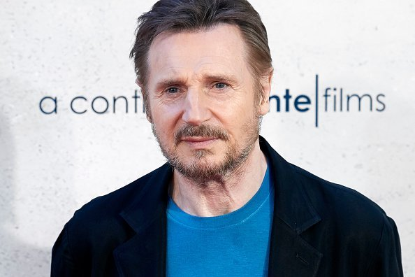 Liam Neeson at the Villamagna Hotel on July 16, 2019 in Madrid, Spain | Photo: Getty Images