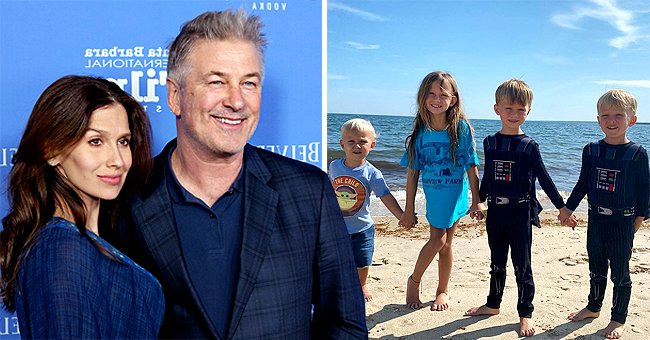 Why Heavily Pregnant Hilaria Baldwin Has No Plan Ahead of Her 5th Baby's Arrival