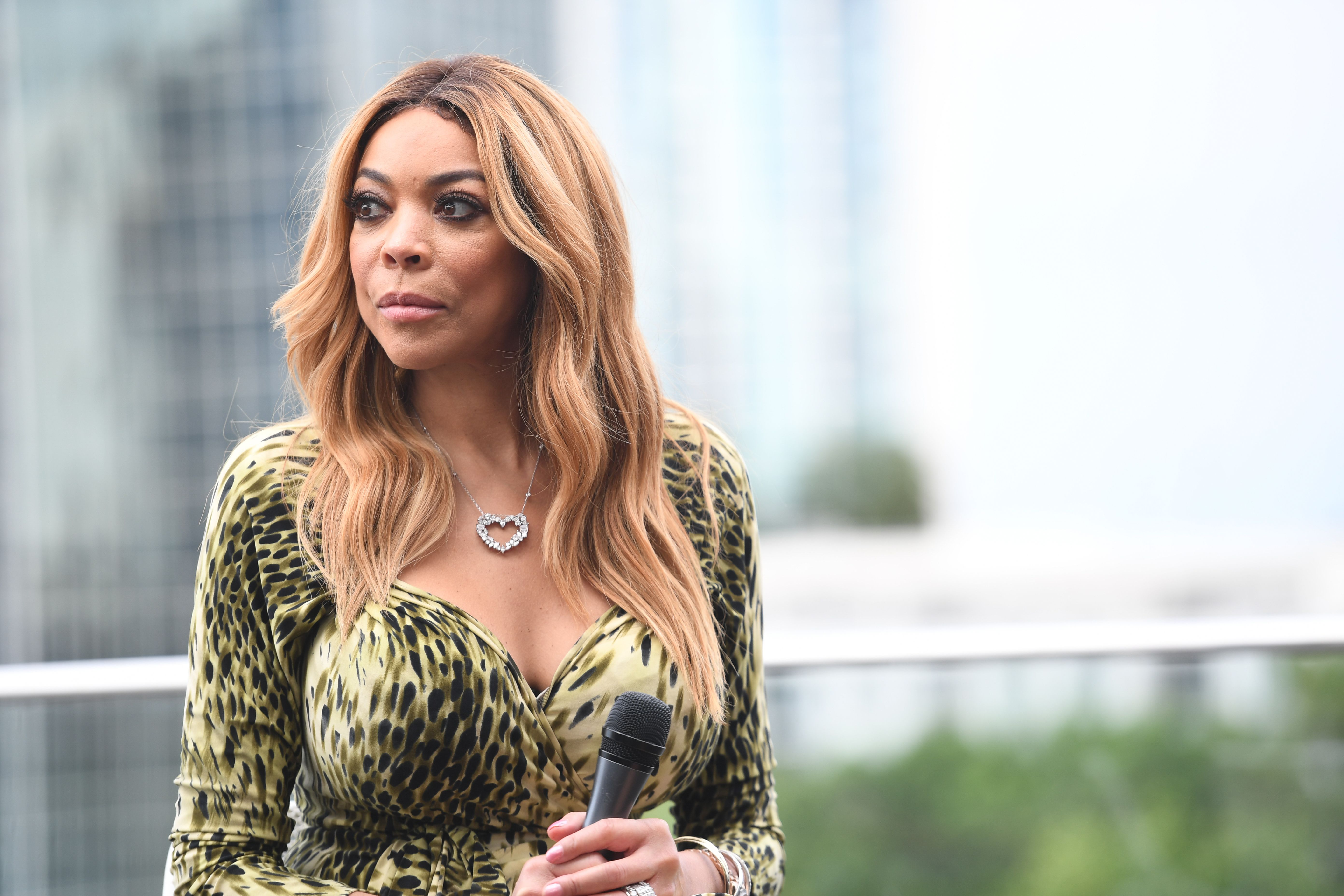 Wendy Williams attends Wendy Digital Event in 2017 in Atlanta, Georgia   Source: Getty Images