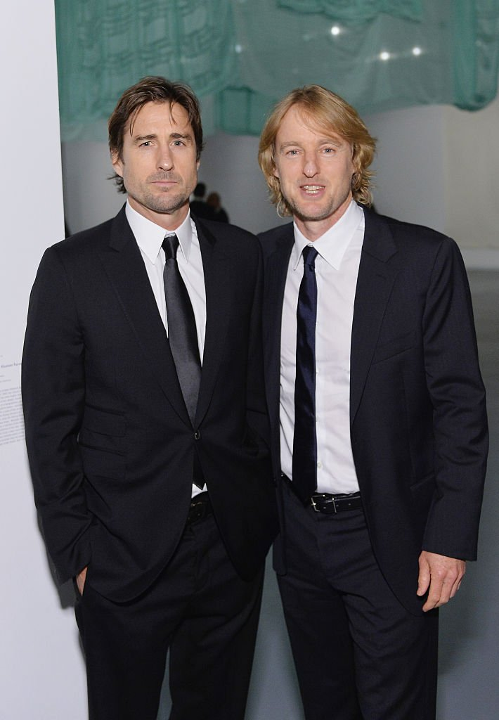 Luke Wilson and Owen Wilson attend the MOCA Gala 2016 at The Geffen Contemporary at MOCA | Getty Images
