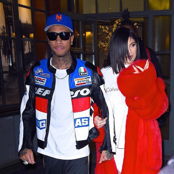 Kylie Jenner and Tyga seen out in Manhattan  in New York City | Photo: Getty Images