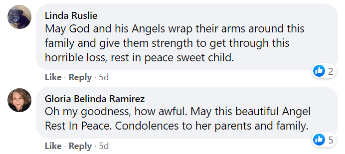 Screenshot of comments from News 4 San Antonio's post. | Photo: Facebook/News 4 San Antonio