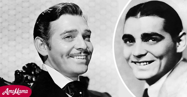 """The American actor Clark Gable had changed his haistyle and fixed his teeth before he became the """"King of Hollywood."""" 