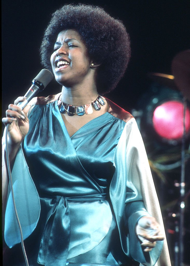 Betty Wright performing live in 1970| Photo: Getty Images