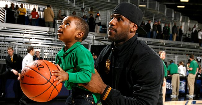 LeBron James Celebrates His Son Bryce Maximus' 13th Birthday with Touching Posts