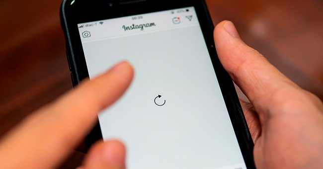 A photo showing Instagram unable to load a post. | Photo: Shutterstock
