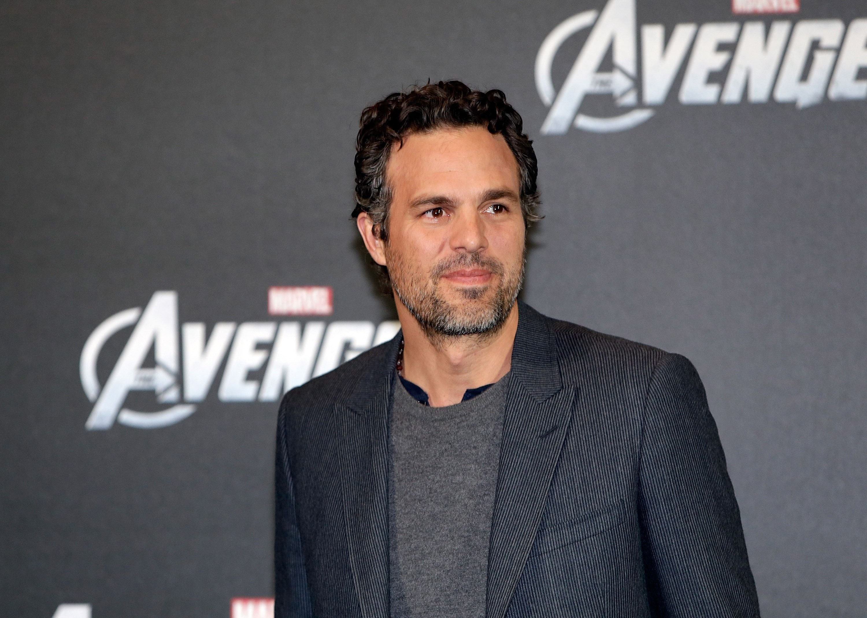 """Mark Ruffalo at the photocall of Marvel's """"The Avengers"""" at Ritz Carlton on April 23, 2012   Photo: Getty Images"""