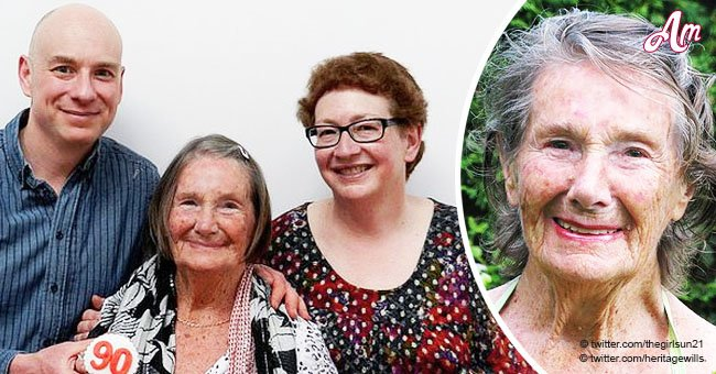 91-year-old woman with dementia secretly got married to scammer and left family with no inheritance