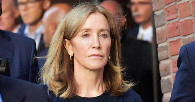 Felicity Huffman Reports to Jail to Serve 14-Day Sentence in College Admissions Scandal