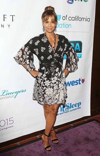 Halle Berry attends the 2018 Imagine cocktail partyon June 27, 2018, in Los Angeles, California. | Source: Getty Images.