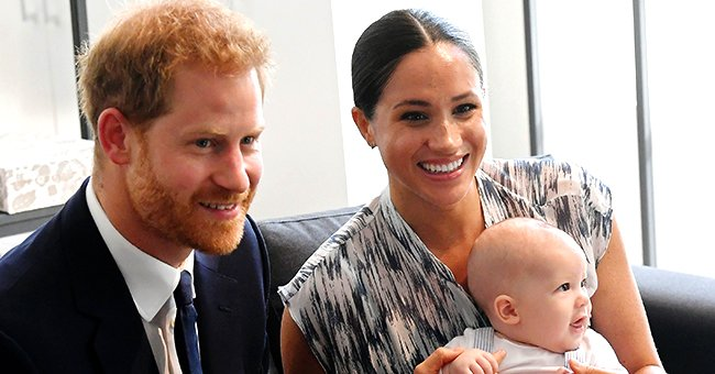 Meghan Markle & Prince Harry Release First Family Christmas Card with 7-Month-Old Archie