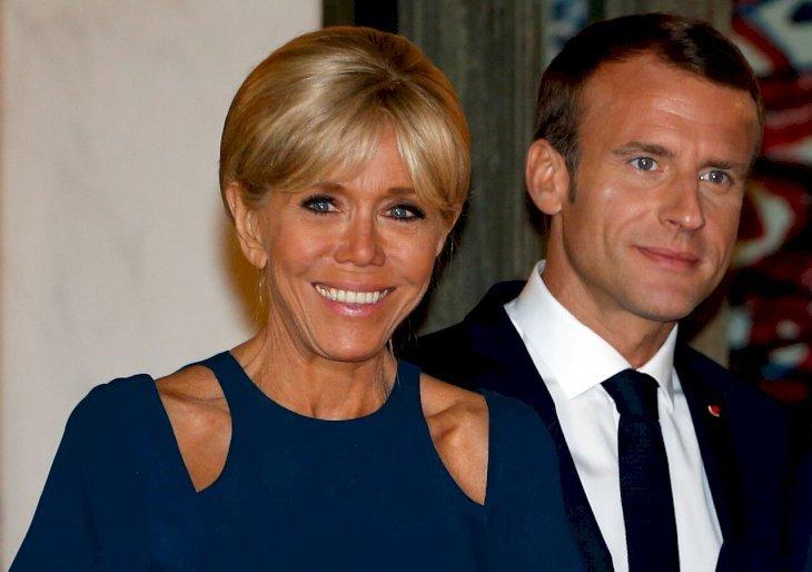 Brigitte et Emmanuel Macron. | Photo : GettyImage
