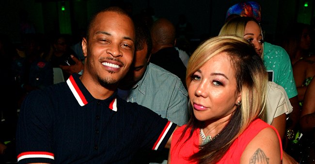See How TI Expressed His Love to Wife Tiny Harris on Her 45th Birthday Celebration