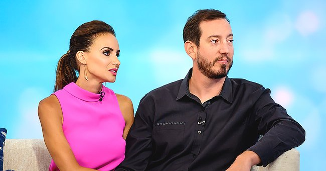 Here's How NASCAR Driver Kyle Busch & Wife Samantha Felt When They Lost Their Last Girl Embryo