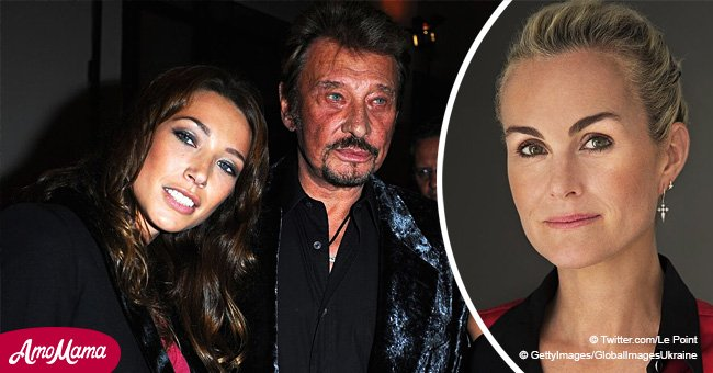 Johnny Hallyday: les rares moments où il a défendu sa fille Laura de Laeticia