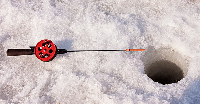 Daily Joke: A Blonde Woman Wanted to Go Ice Fishing