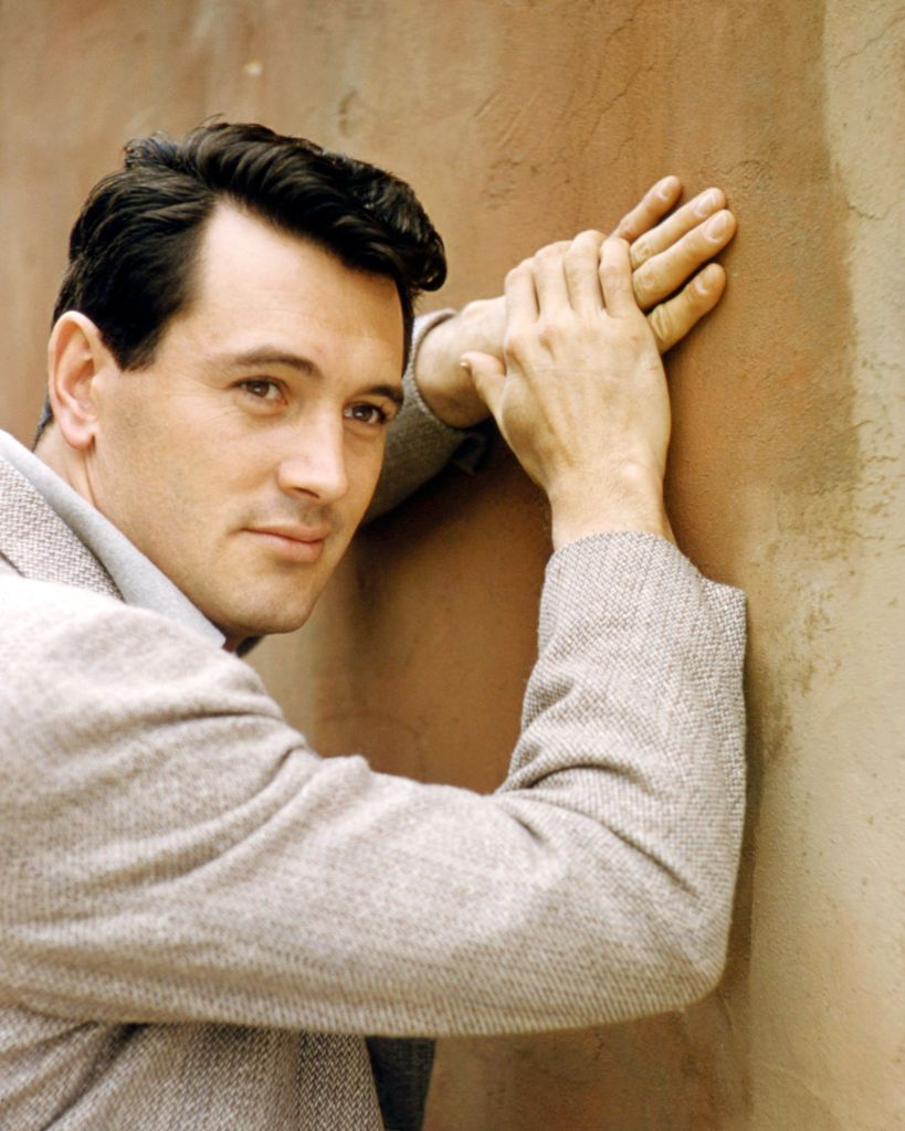 A portrait of Rock Hudson on 01 January, 1955 | Photo: Getty Images