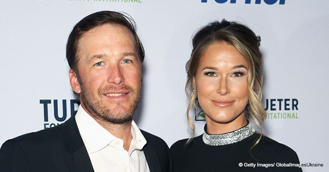 Bode Miller's Wife Cries as They Teach Their New Baby to Swim after Daughter's Recent Drowning