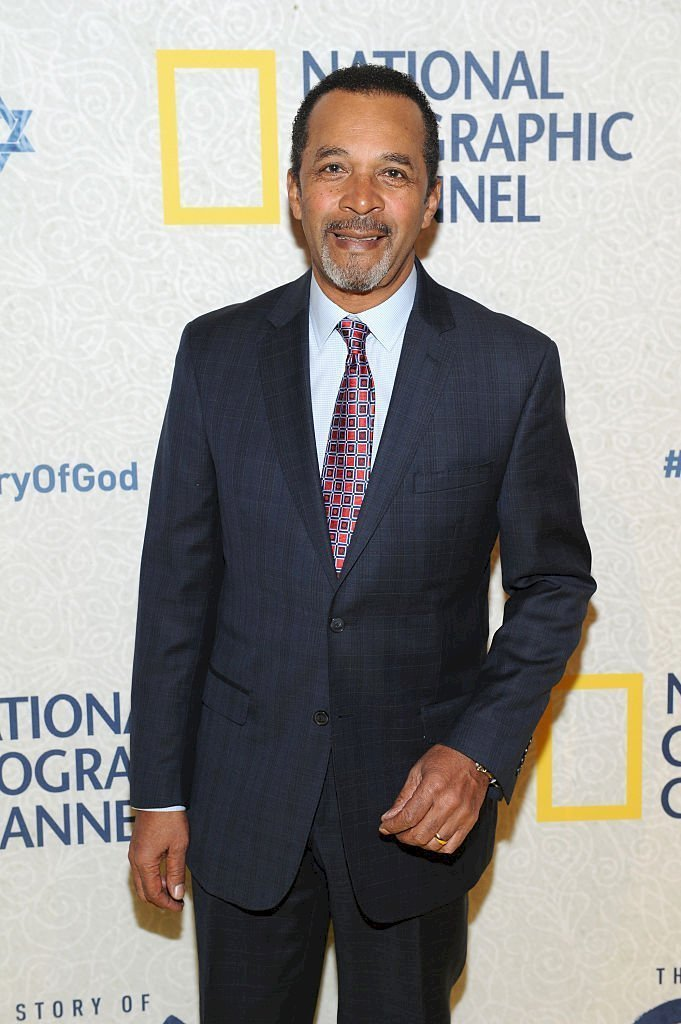 """Clifton Davis attends the world premiere of National Geographic's """"The Story Of God"""" with Morgan Freeman at Jazz at Lincoln Center 