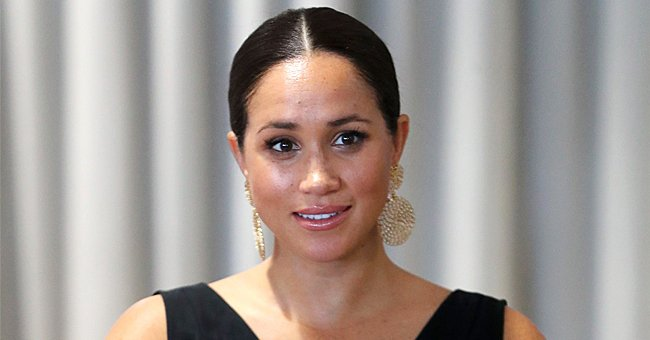 Meghan Markle Opens up about Overcoming Her Fear of Making Big Decisions in a Chic Strappy Top
