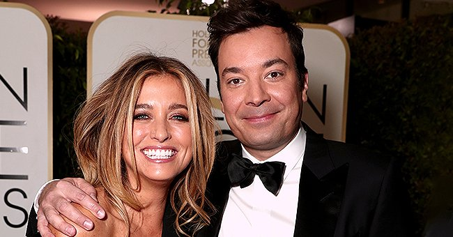 Jimmy Fallon and Wife Nancy Juvonen Share Their Love Story on 'The Tonight Show'