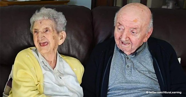 Story of a 99-year-old mother who took care of her 80-year-old son