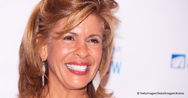 Hoda Kotb Talks Waking up at 3:15 a.m. And Drinking Wine in the Morning