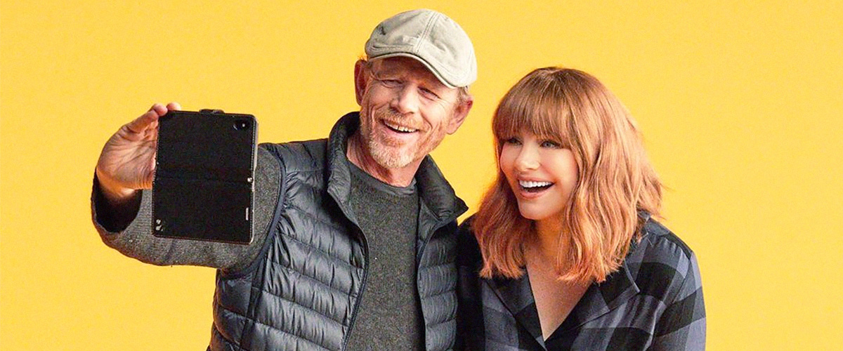 Ron Howard and Wife Smile Happily at Their Daughter's Directorial Debut Premiere