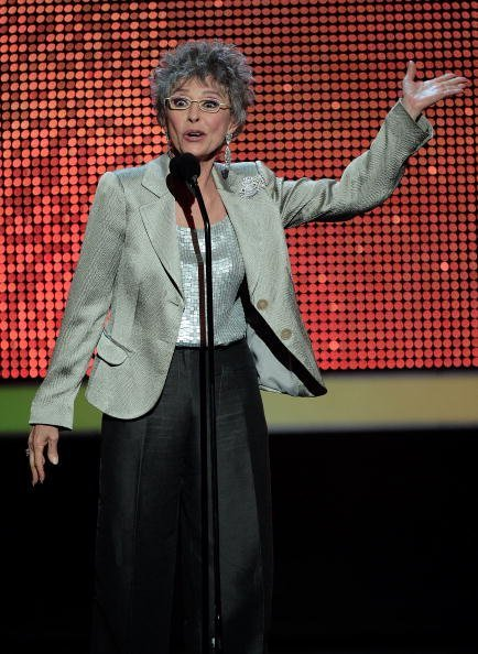"""Rita Moreno at """"Movies Rock"""" A Celebration Of Music In Film held at the Kodak Theatre on December 2, 2007 in Hollywood, California. Movies Rock will be broadcast December 7, 2007, on CBS. 