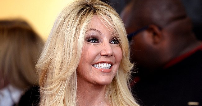 Heather Locklear Jokes about 'Melrose Place' Character Amanda Woodward's Hair in a Rare Video