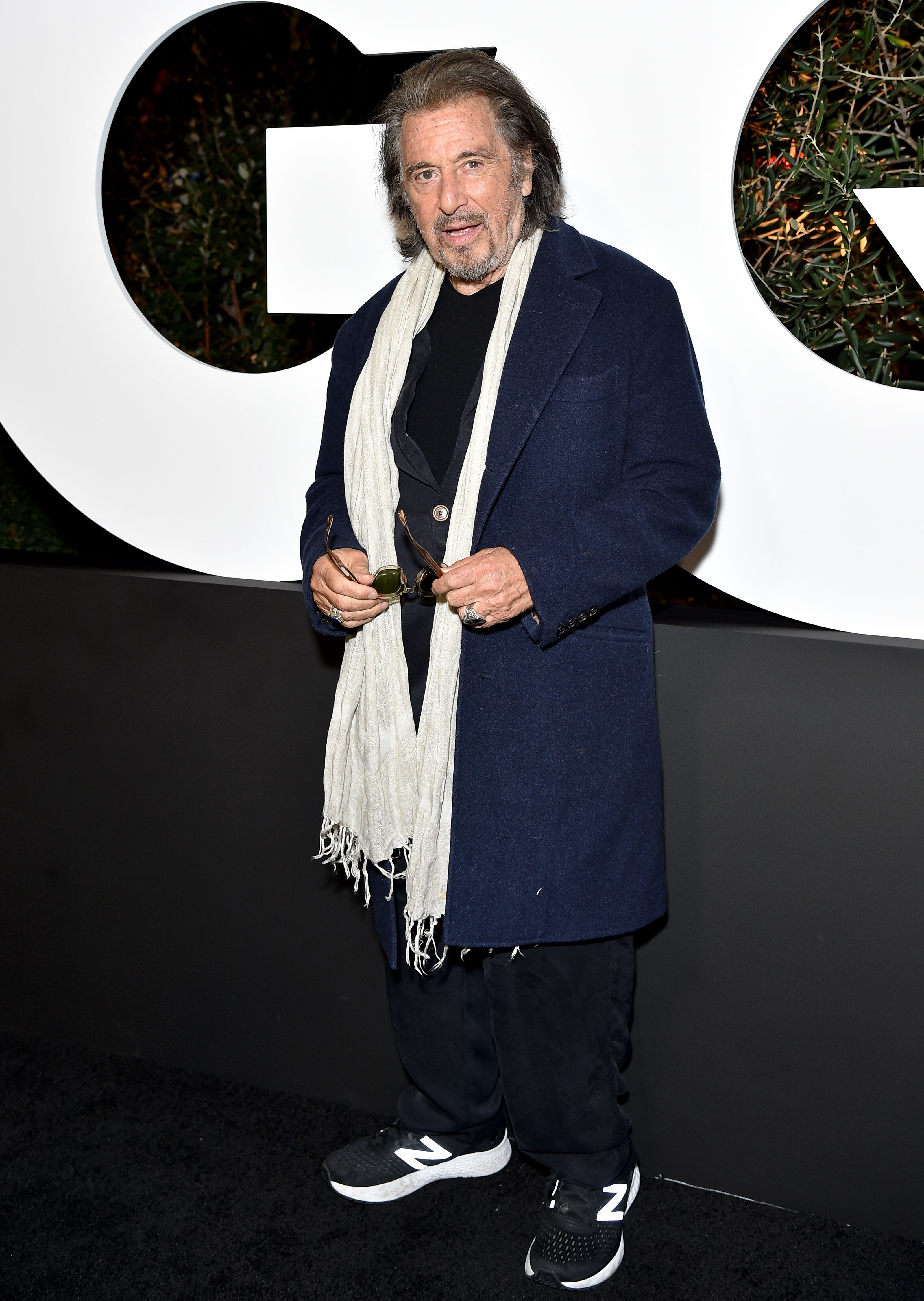 """Al Pacino at the """"GQ"""" Men of the Year on December 05, 2019, in West Hollywood, California 