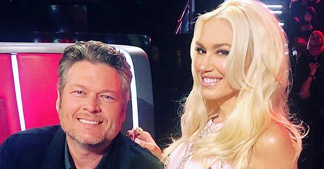 Gwen Stefani Gushes over Boyfriend Blake Shelton's Grammy Nomination