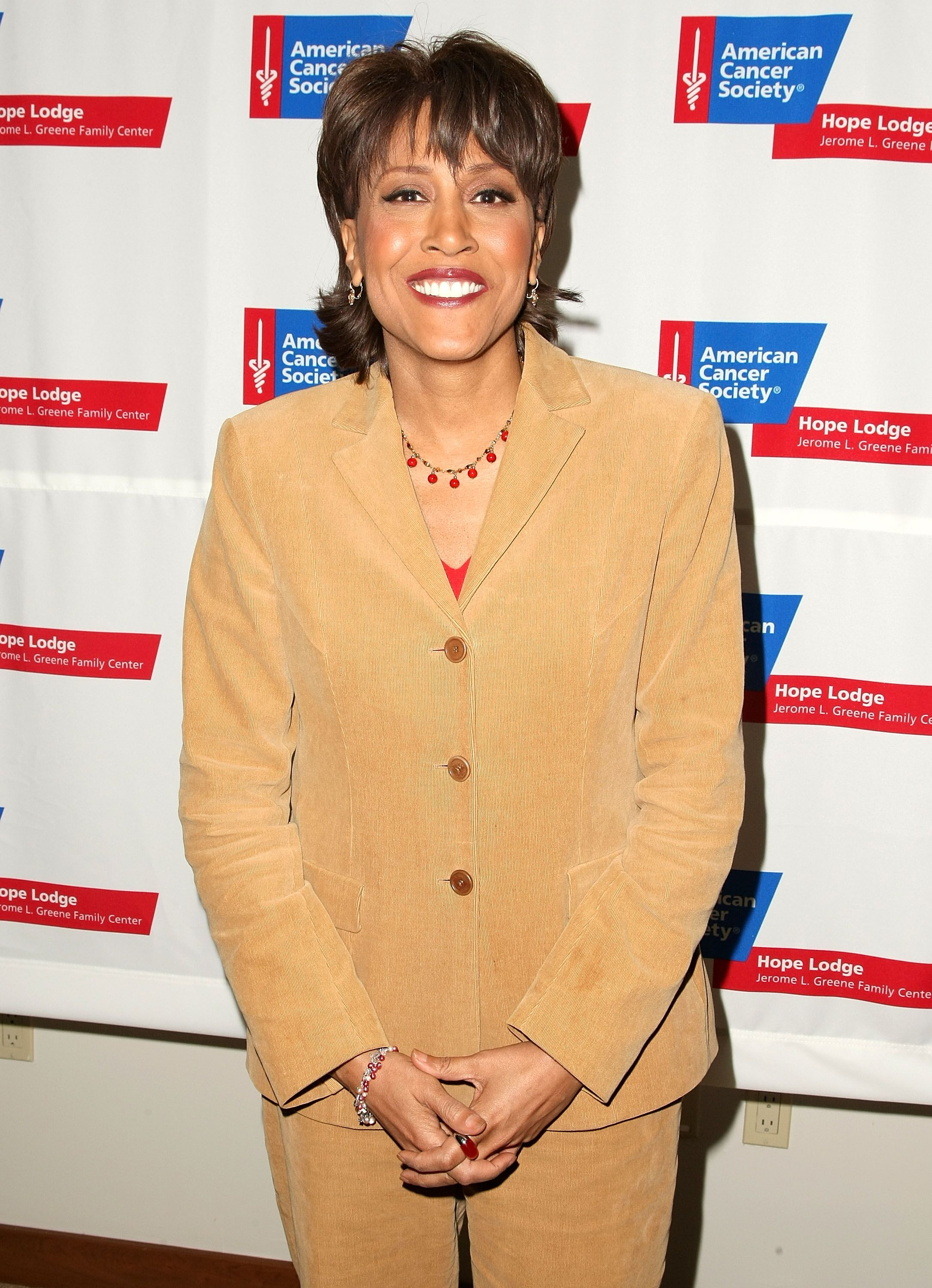 Robin Roberts at an American Cancer Society event | Source: Getty Images/GlobalImagesUkraine