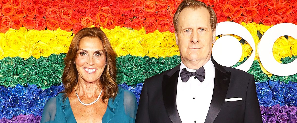 Jeff Daniels and wife Kathleen Rosemary Treado attend the 73rd Annual Tony Awards at Radio City Music Hall on June 9, 2019 | Photo: Getty Images