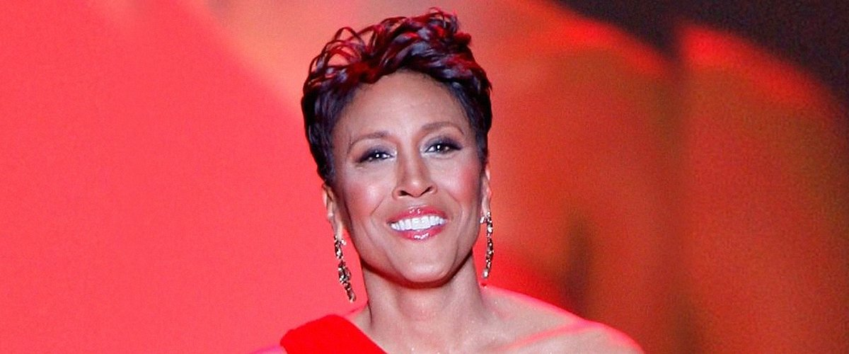 Robin Roberts & Longtime Partner Celebrate 16th Anniversary - See Their Tributes & Rare TBT Photo