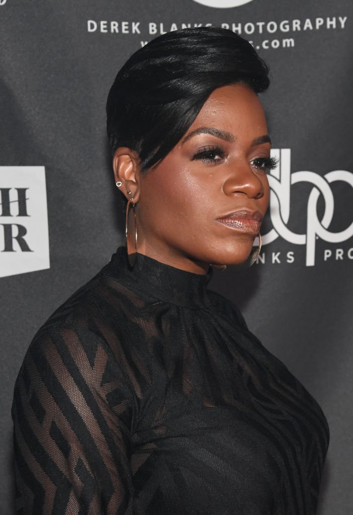 Singer Fantasia arrived in the red carpet at Derek Blanks 40th birthday party at Havana Club on November 2, 2017, in Atlanta, Georgia | Source: Paras Griffin/Getty Images