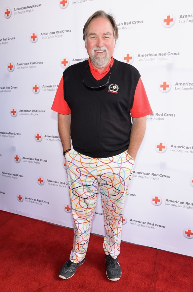 Richard Karn attends the Red Cross' 5th Annual Celebrity Golf Tournament at Lakeside Golf Club on April 16, 2018 | Photo: Getty Images