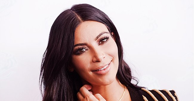 Kim Kardashian from KUWTK Shares Throwback Photo of Herself and Daughter North West