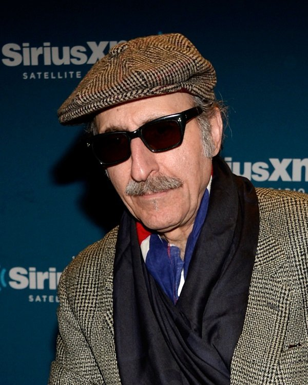Leon Redbone at SiriusXM Studios on March 5, 2014 in New York City | Source: Getty Images