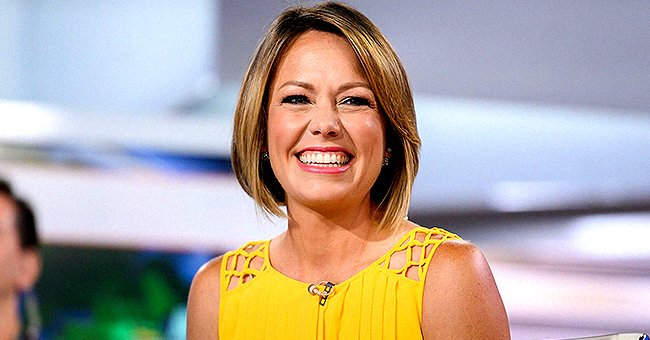 Dylan Dreyer from 'Today' Shares Sweet Photos of 2-Month-Old Son Oliver in a Cute Striped Outfit