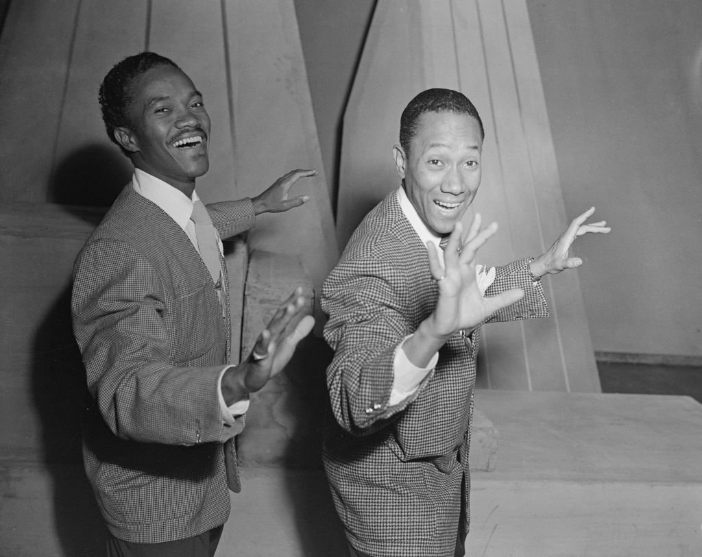The Nicholas Brothers Dance Duo | Photo: Getty Images