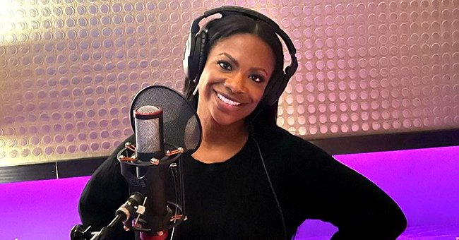 Check Out Kandi Burruss' Stepdaughter Kaela's Chest Tattoo & Natural Hair in This Recent Post