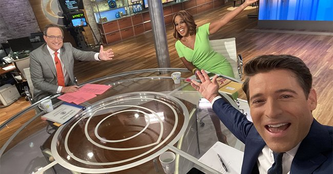 'CBS This Morning' Anchors Reunite in Newsroom after 6 Months Apart